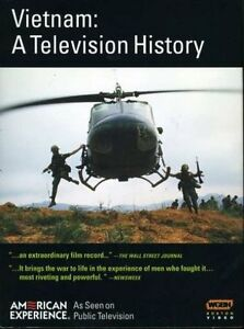 Vietnam-An American History-3 dvd set-Excellent condition