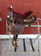 Used Pony Saddle