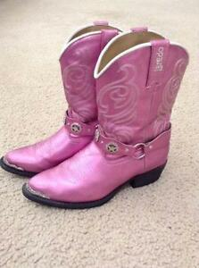 Girls Cowboy Boots | eBay