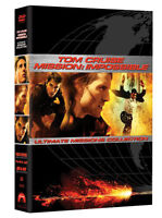 MISSION IMPOSSIBLE BOXSET 3 MOVIES !
