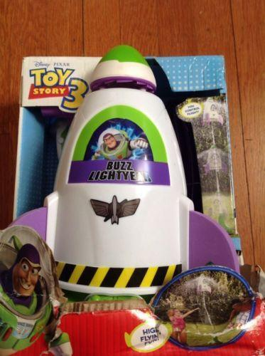 Buzz Lightyear Rocket Toy Story Ebay