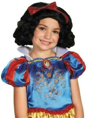 Snow White Wig Child (Snow White Wig for Children New by Disguise)