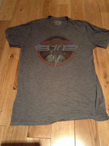 550bef871877 Van Halen T Shirt   eBay