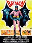 Batman Canvas Decorative Posters