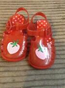 Girls Jelly Shoes Size 5