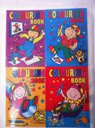 Mini Colouring Books