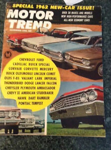 Nov./1961 issue of Motor Trend magazine