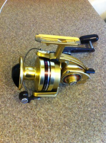 Used daiwa spinning reels ebay for Used fishing reels for sale