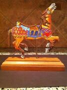 Horse Music Box