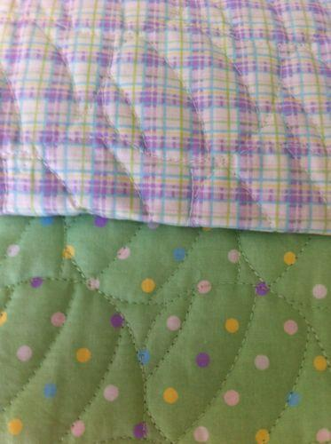 Reversible Quilted Fabric Ebay