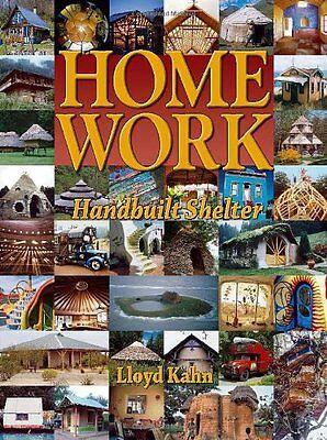 Home Work: Handbuilt Shelter NEU Taschen Buch  Lloyd Kahn (Handbuilt Home)