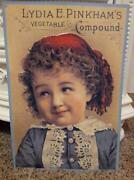 Antique Tin Advertising Sign