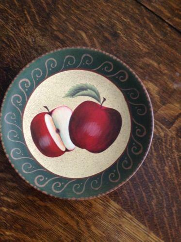 Home interiors apple orchard ebay for Home interiors apple orchard collection