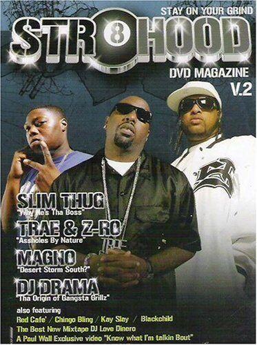 STR8HOOD DVD MAGAZINE   (DVD, 2005) BNISW DAY U PAY IT SHIPS FREE