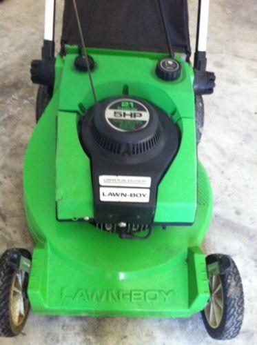 Lawn Boy M Series Ebay