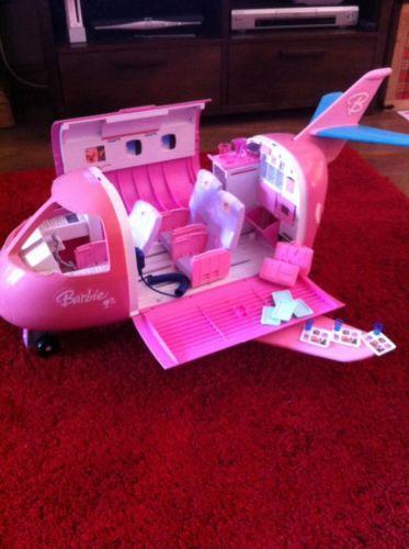 Barbie Aeroplane Ebay