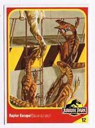 Jurassic Park Cards