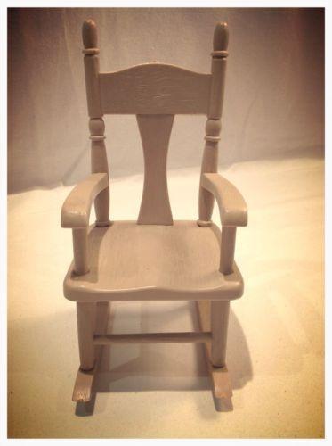 Dolls Rocking Chair Ebay
