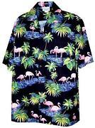 Mens Flamingo Shirt