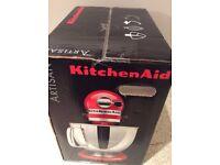 Brand New KitchenAid 125 Artisan 4.8L Stand Mixer Empire Red