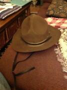 Drill Instructor Hat