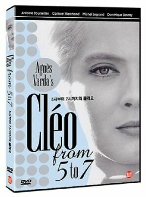 [DVD] Cleo De 5 A 7 / Cleo From 5 To 7 (1962) Agnès Varda *NEW