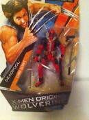 X-men Origins Wolverine Toys