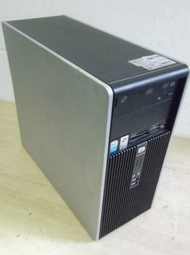 HP Compaq dc5700 SFF Supplementary Manual System Board