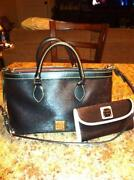Dooney and Bourke Handbag and Wallet