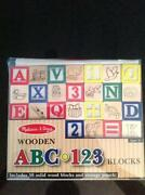 Melissa and Doug Blocks