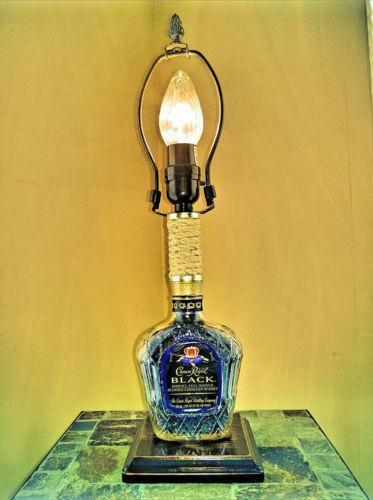 Crown Royal Lamp Ebay
