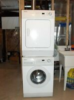 Samsung Compact Front Load Washer and Dryer