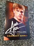 Hunger Games Autographed Cards