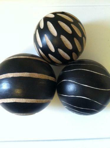 Decorative balls ebay