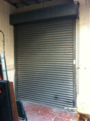 Used Roller Shutter Door Ebay