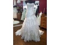 Alfred Angelo Disney wedding dress