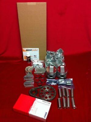 Used, Dodge car 315 Poly Master engine kit 1956 pistons rings gaskets+ for sale  Memphis