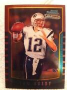 2000 Bowman Chrome Tom Brady