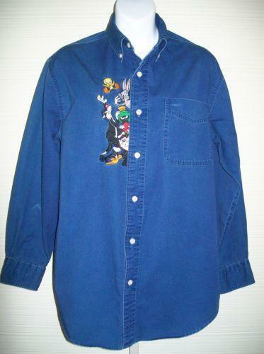 Thank for vintage looney tunes denim shirts opinion obvious