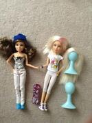Liv Doll Wig