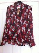 Ladies Blouses Size 18 New