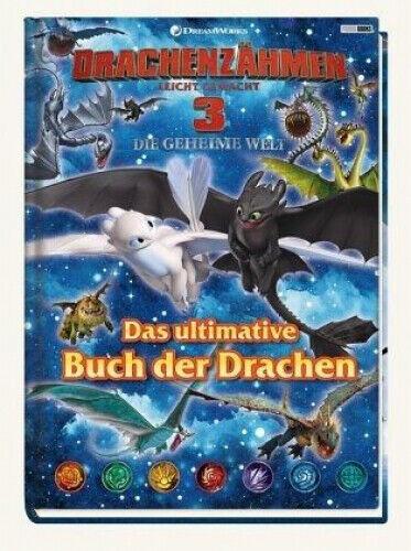 Drachenzähmen leicht gemacht 3: Die geheime Welt: Das ultimative Buch der Drache