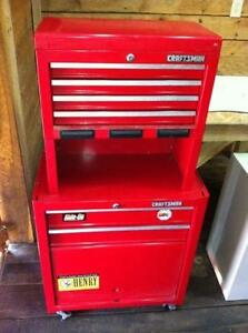 Merveilleux Used Craftsman Tool Boxes