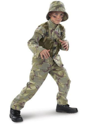 sc 1 st  eBay : army girl costume kids  - Germanpascual.Com