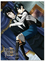 Black Butler - Wall Scrolls (Fabric Posters)