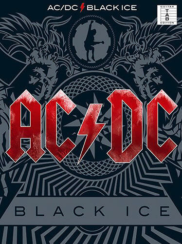 AC/DC BLACK ICE Guitar Tab