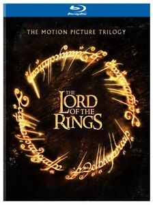Lord Of The Rings Trilogy Box Set (blu-ray)