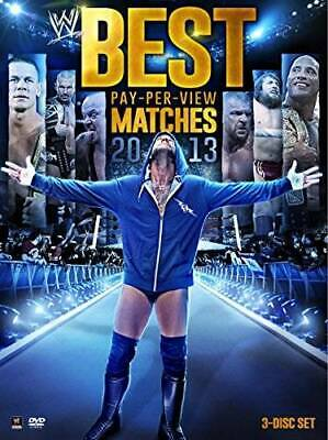 WWE: Best Pay-Per-View Matches of 2013 - DVD - VERY