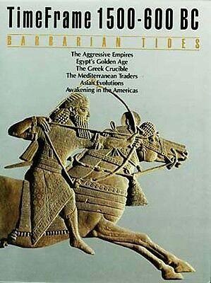 Barbarian Tides Phoenicia Israel Egypt Greece Hittite Assyria Elamite 1500-600BC