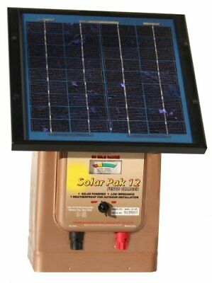 Parmak Magnum Solar Pak12 Solar Fence Chargerpack Of 1
